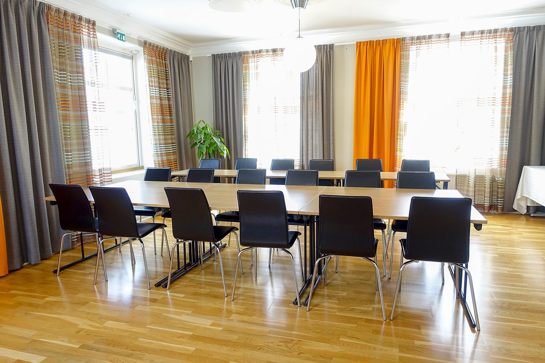 Kontor och konferens i Nora. Foto: Susann Rickan